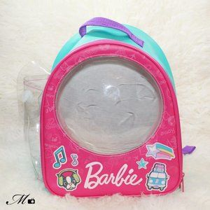 Barbie Mattel bubble / dome cut out camping backpack